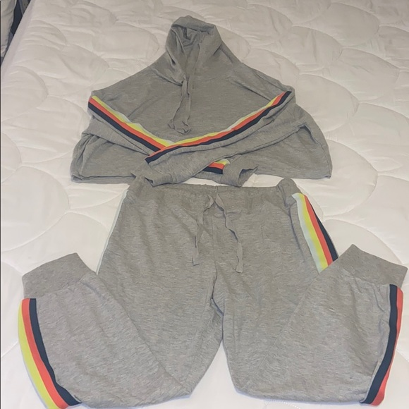 Wild Fable Sweat Suit Matching Set